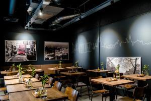 Εστιατόριο ή άλλο μέρος για φαγητό στο Citiez Hotel Amsterdam