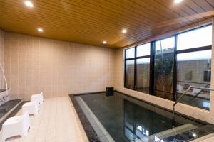 The swimming pool at or near Hotel Binario Saga Arashiyama