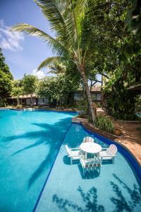 Het zwembad bij of vlak bij Sombra e Água Fresca Resort