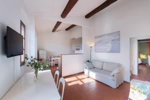 Zona de estar de Flospirit Pilastri