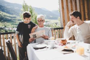Ein Restaurant oder anderes Speiselokal in der Unterkunft Arabella Retreat & Spa