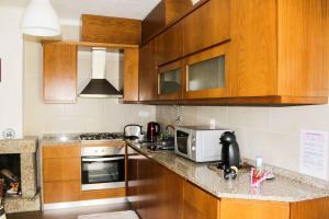 A cozinha ou kitchenette de Quinta Chão do Nabal