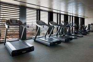 Salle ou équipements de sports de l'établissement Armani Hotel Milano