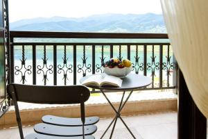 A balcony or terrace at Pravets Spa Resort Apartments