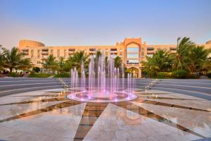 The swimming pool at or near Salalah Gardens Hotel