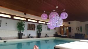The swimming pool at or near Villa Desiree - Hotel Garni - Adults Only