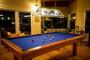 A pool table at Estancia La Estela