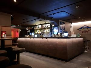 Pub eller bar på Basic Hotel Bergen