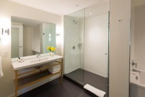 Salle de bains dans l'établissement The Study at University City, Study Hotels