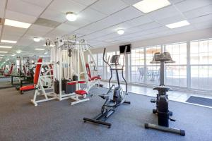 The fitness center and/or fitness facilities at Extend-a-Suites - Amarillo West