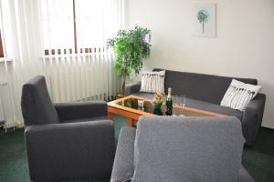 Posezení v ubytování Hotel Jaškovská Krčma