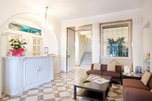 Hall o reception di Hotel Metropole Bellagio