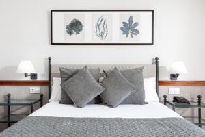 Een bed of bedden in een kamer bij Be Live Experience Orotava