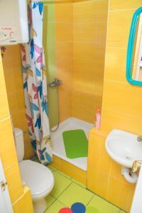 Ванная комната в Апельсин