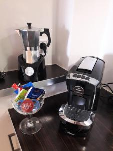 Koffie- en theefaciliteiten bij Stadtoase Koblenz