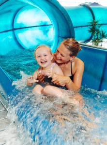 The swimming pool at or near Storefjell Resort Hotel
