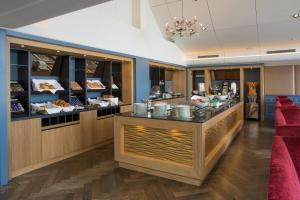 Restaurant ou autre lieu de restauration dans l'établissement Grand Hotel Amrâth Kurhaus The Hague Scheveningen
