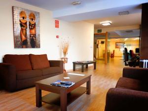 Zona de estar de Hotel Santa Catalina by Bossh Hotels