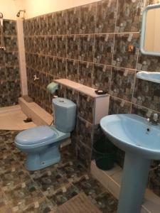 Ванная комната в Petters Beach Inn