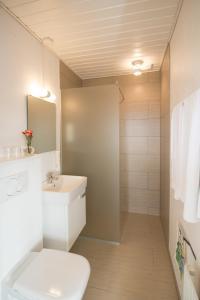 Et badeværelse på Hotel Lisboa