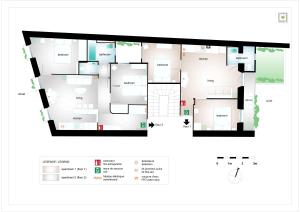 The floor plan of Your Home in Marseille***