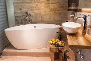 Ein Badezimmer in der Unterkunft Best Western Hotel Hohenzollern