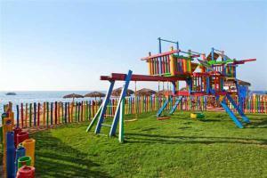 De kinderspeelruimte van Safir Sharm Waterfalls Resort