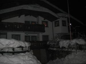 B&B Ciasa Weber during the winter