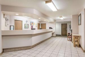 The lobby or reception area at Days Inn by Wyndham Capitol Reef