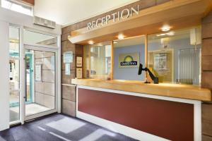 The lobby or reception area at Days Inn Lockerbie - Annandale Water