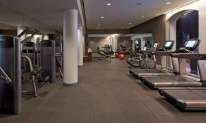The fitness center and/or fitness facilities at Andaz West Hollywood-a concept by Hyatt
