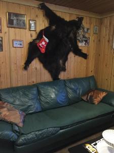 Гостиная зона в Guest House Mikli Home