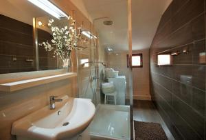Un baño de Apartment Antonija
