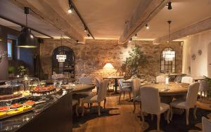 A restaurant or other place to eat at Frost Boutique Hotel