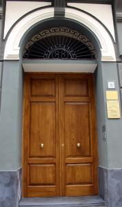 The facade or entrance of Casa Vacanze Velia