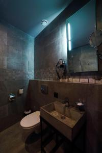 Ванная комната в Бутик-отель Веллион Бауманский