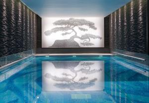 The swimming pool at or near The Langham London