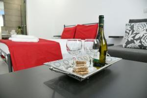 Napoje w obiekcie City Heart Luxury Studios