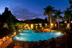 The swimming pool at or near Hotel Museo Spa Casa Santo Domingo