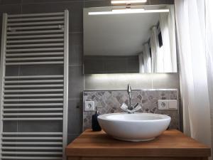 Salle de bains dans l'établissement Sleep Well Ness Domburg