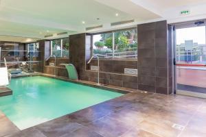 The swimming pool at or near Hotel Simbad Ibiza & Spa