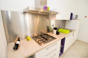 Una cocina o zona de cocina en Bronzino 53