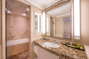 Ein Badezimmer in der Unterkunft Hilton Tokyo Odaiba