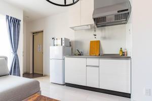 FDS ジンにあるキッチンまたは簡易キッチン