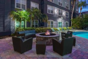 The swimming pool at or near Residence Inn Tampa Westshore Airport