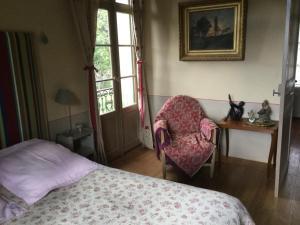 Un ou plusieurs lits dans un hébergement de l'établissement Villa Delphina