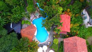 Vista de la piscina de Si Como No Resort & Wildlife Refuge o alrededores