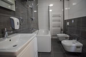 Kupaonica u objektu Villa Lika