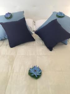 Cama ou camas em um quarto em vernazza vacation 3