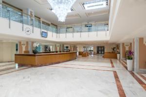 The lobby or reception area at Iberostar Creta Panorama & Mare